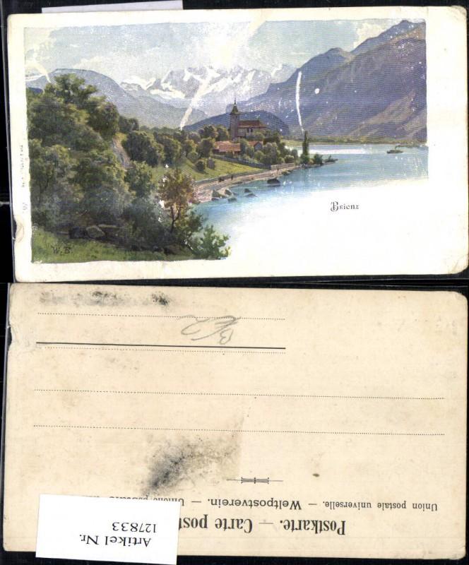 127833,Brienz Ansicht Kt. Bern