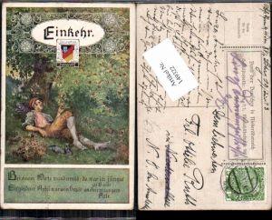 149322,Bund d. deutschen in Niederösterreich 42 Einkehr Marussig