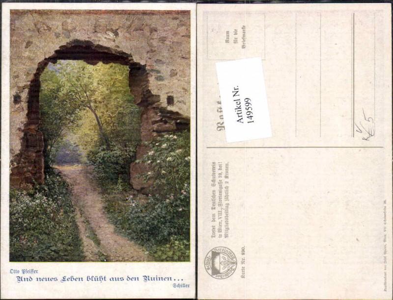 149599,Dt Schulverein 890 Otto Pfeiffer