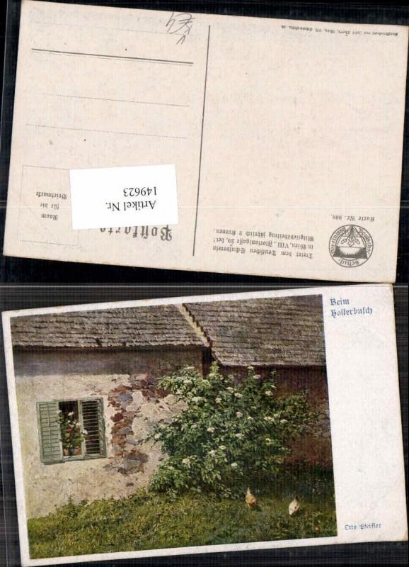 149623,Dt Schulverein 888 Hollerbusch Otto Pfeiffer