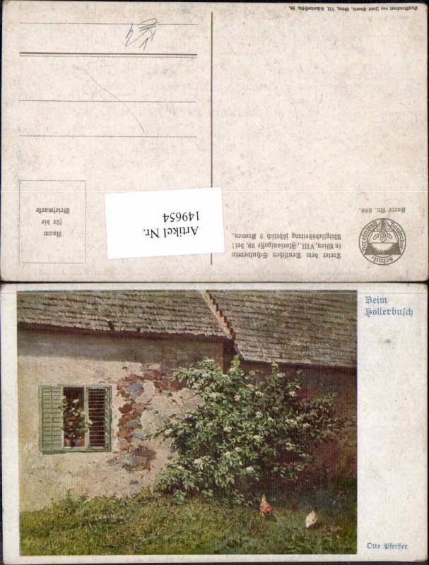 149654,Dt Schulverein 888 Otto Pfeiffer