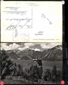 154497,Oberwil Bergwirtschaft Rossberg Kt Basel-Land