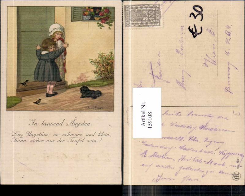 159108,Pauli Ebner In Tausend Ängsten Kinder