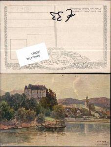 160015,Fritz Lach Grein a.d. Donau Greinburg