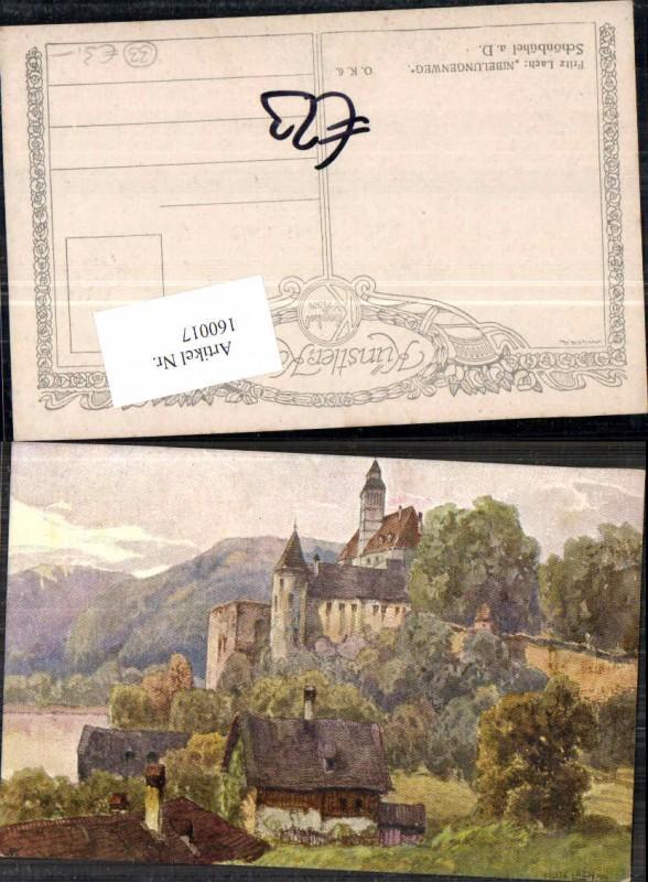 160017,Fritz Lach Schönbühel a.d. Donau Wachau
