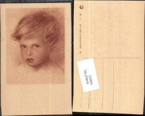 160023,Walter Schachinger 193 Kind Kinder Portrait