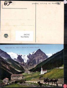 161249,Trentino Ortler Dolomiten Trafoi bei Sulden Hotel Pension zur Schönen Aussicht
