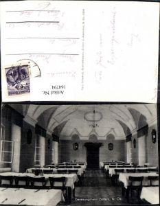164794,Zeillern bei Amstetten Genesungsheim Innenansicht Speisesaal