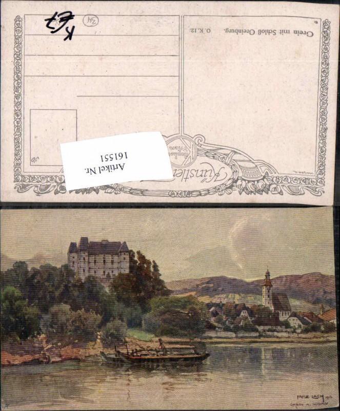 161551,Fritz Lach Grein a.d. Donau Greinburg 1916 Kilophot 12