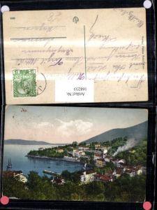 168233,Ika Ortsansicht Totale Meer Kroatien
