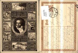 175275,Ludwig van Beethoven Haus Mehrbild Ak