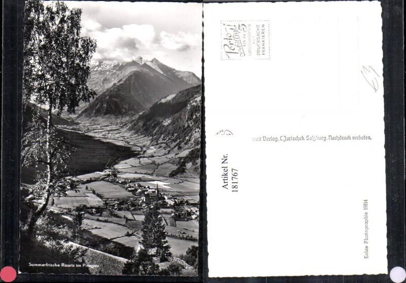 181767,Rauris im Pinzgau Totale