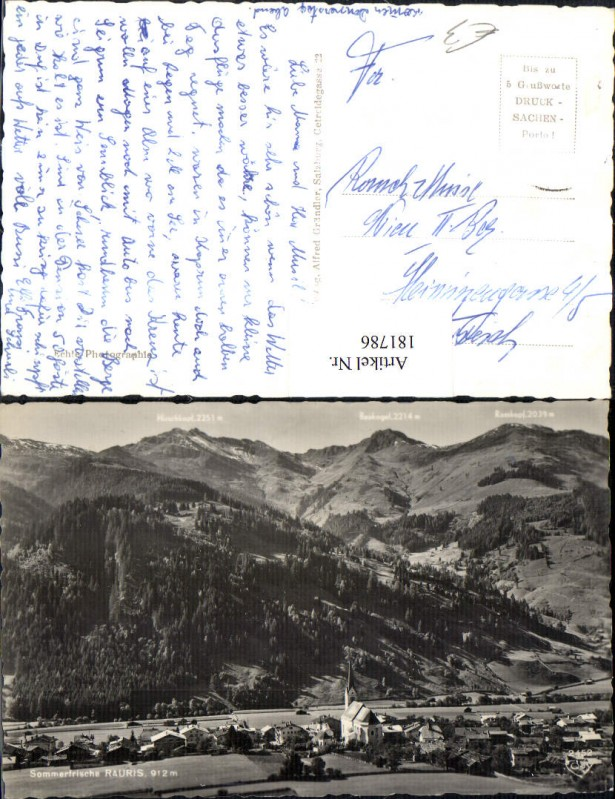 181786,Rauris Totale
