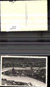 185999,Laufen Oberndorf a. d. Salzach Fliegeraufnahme Foto Ak