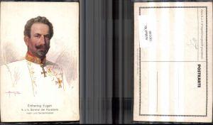 189140,Künstler Ak O. Brüch Erzherzog Eugen K u k General d. Kavallerie Hoch u. Deutschmeister