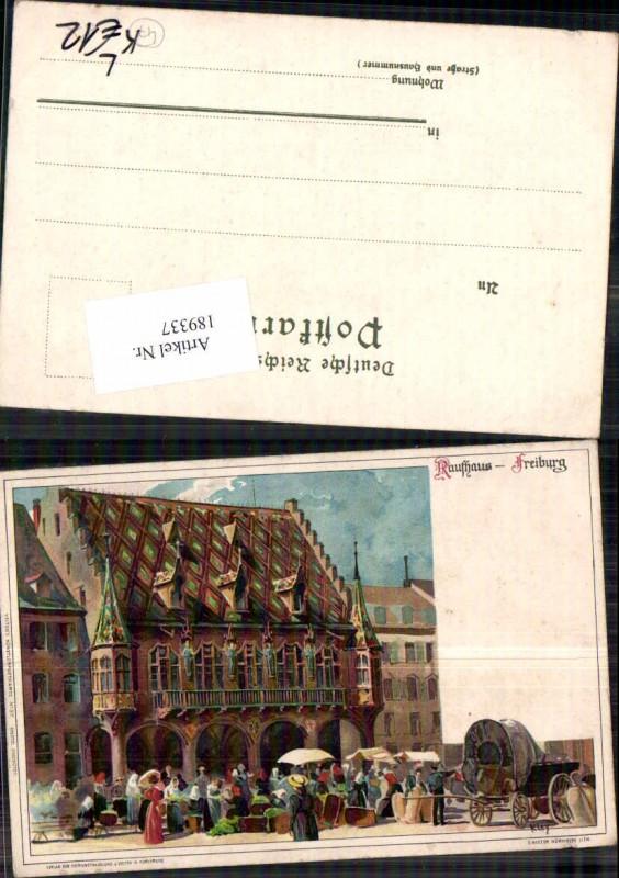 189337,Künstler Litho Heinrich Kley Freiburg Kaufhaus 1899 pub Velten 37