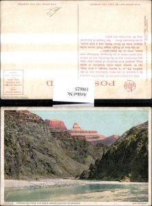 198625,Arizona Grand Canyon Zoroaster from the River Partie