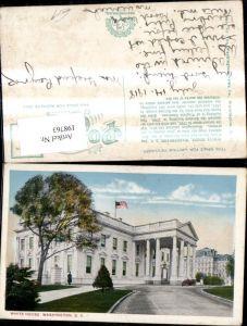 198763,Washington D. C. The White House Weißes Haus