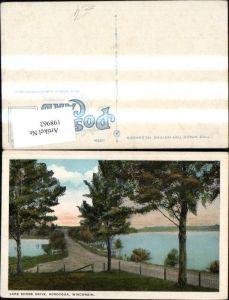 198962,Wisconsin Minocqua Lake Shore Drive