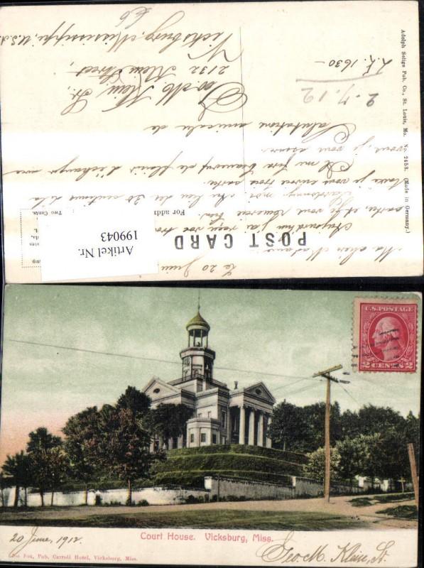 199043,Missouri Vicksburg Court House