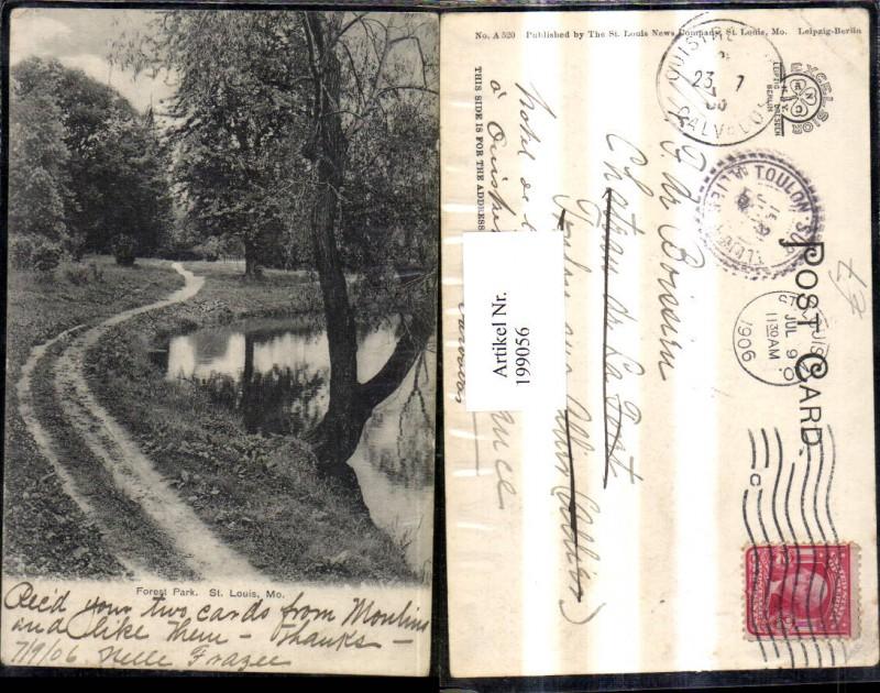 199056,Missouri St. Louis Forest Park Partie