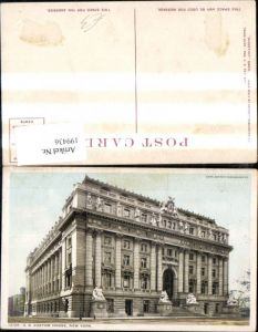 199436,New York City U S Custom House