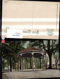 199522,New York Richfield Springs The Great White Sulptur Spring Pavillon