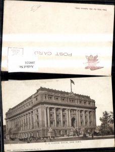 199531,New York City US Custom House