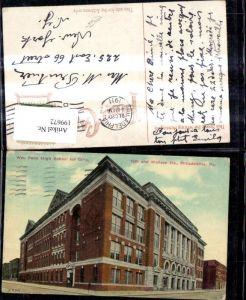 199672,Pennsylvania Philadelphia Wm. Penn High School for Girls 15th Wallace Street