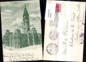 199675,Pennsylvania Philadelphia City Hall