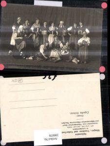 200070,Lindenheim Sänger Trachten Fest Capella ticinese Frauen Tracht Typen Kt Appenzell