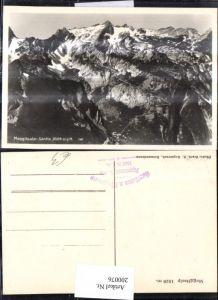 200076,Megglisalp Säntis Kt Appenzell