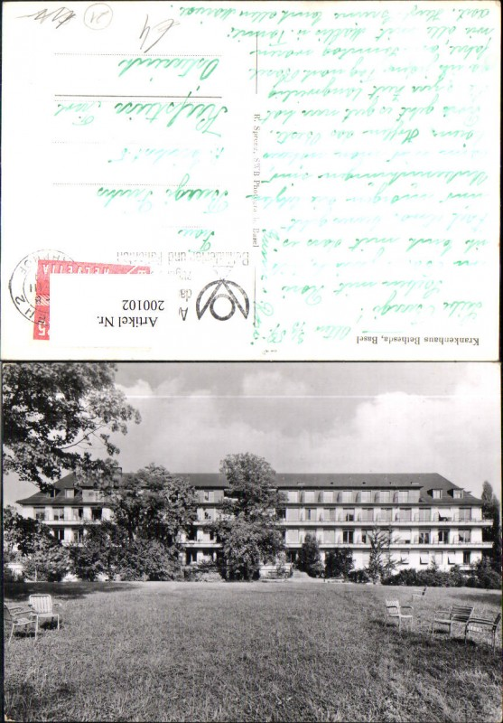 200102,Basel Krankenhaus Bethesda  0