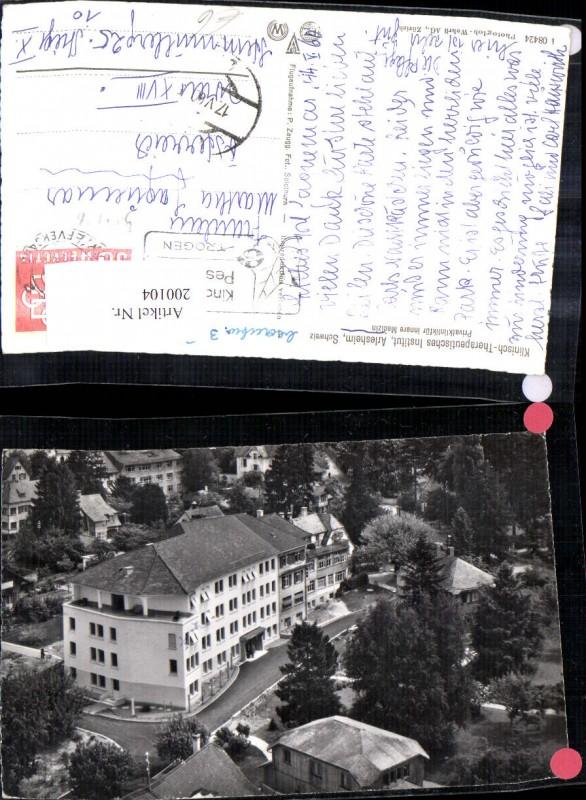 200104,Arlesheim Klinisch Therapeutisches Institut Kt Basel-Land