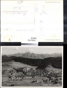 200550,Einsiedeln Totale Blick auf Glärnisch Stift pub E. Goetz 2194 Kt Schwyz