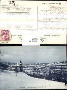 200632,St Gallen Teilansicht Scheffelstein m. Lachen-Vonwil pub Carl Künzli 3526