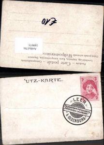 189975,Humor Scherz Scherzkarte UTZ Karte Leer Oldenburg ungelaufen