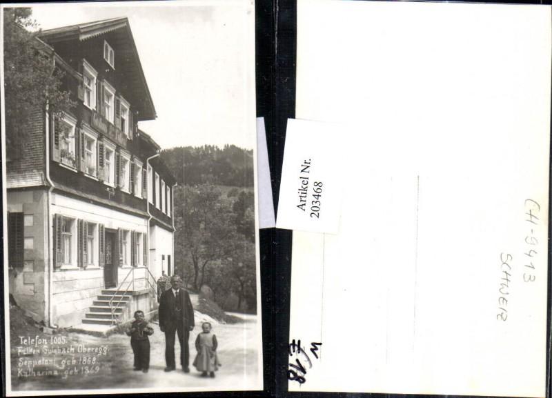 203468,Foto AK Falken Gasthaus in Oberegg Kt Appenzell