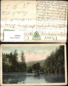 192401,New Hampshire Littleton Lake in the Dells