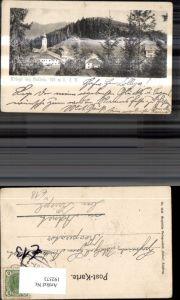 192573,Krispl b. Hallein Ansicht m. Kirche