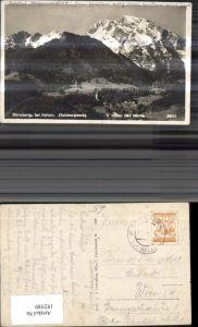 192589,Dürnberg Dürrnberg b. Hallein Hoher Göll