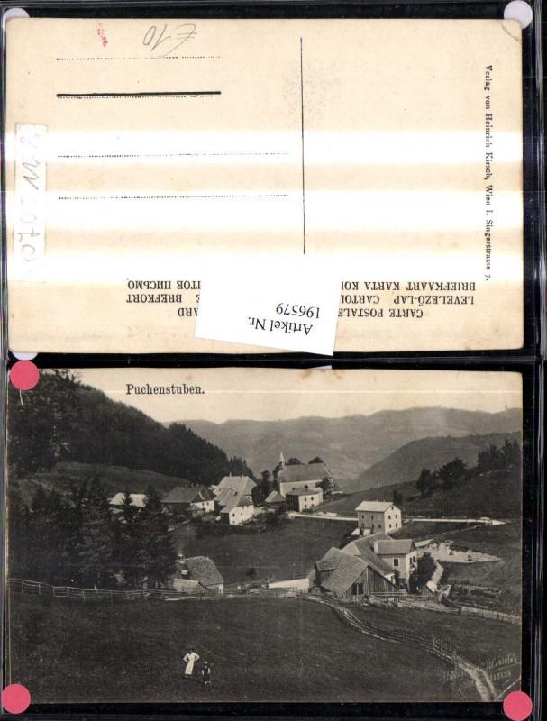 196579,Puchenstuben Totale 0