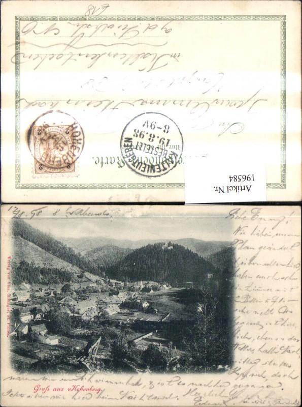 196584,Gruß aus Hohenberg Totale 0
