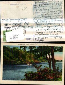 204065,New Jersey Asbury Park Beautiful Scene on Deal Lake