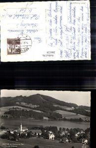 206129,Seeham Teilansicht am Obertrumer-See b. Salzburg