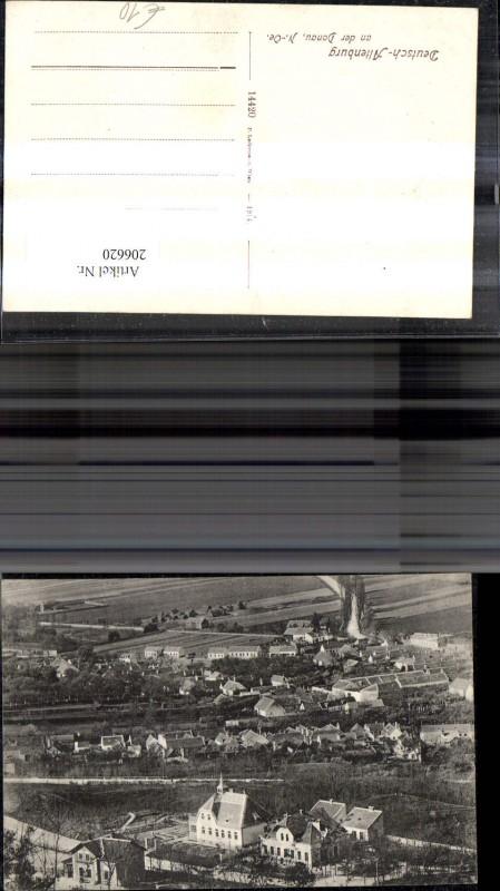 206620,Bad Deutsch-Altenburg a. d. Donau Totale  0