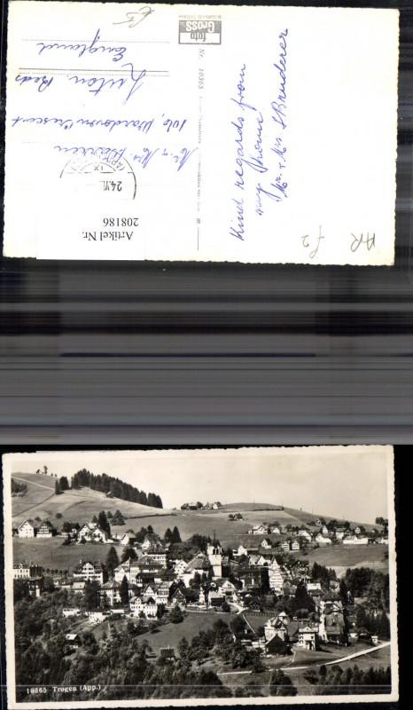 208186,Trogen Kt Appenzell