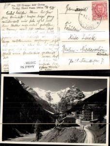 210708,Trentino Trafoi Gruppo dell Ortler Hotel Posta