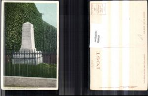 190310,Pennsylvania Philadelphia Penn Treaty Monument