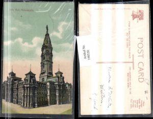 190320,Pennsylvania Philadelphia City Hall